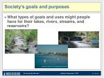 society s goals and purposes1