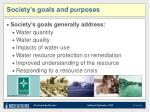 society s goals and purposes2