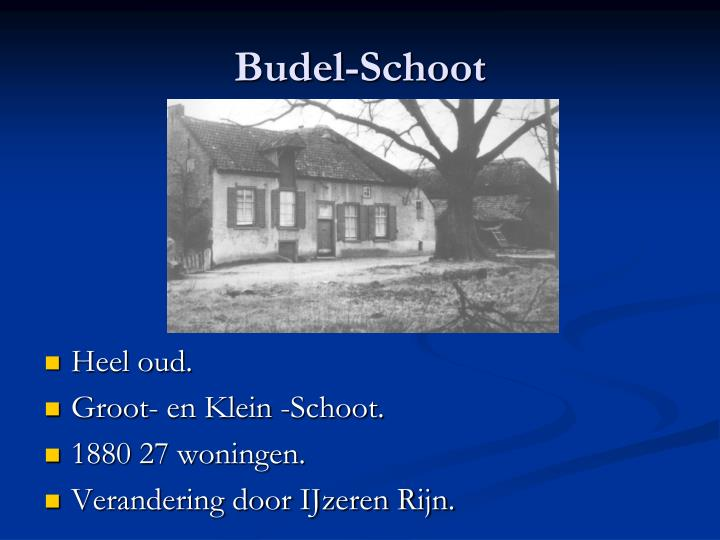 Budel-Schoot
