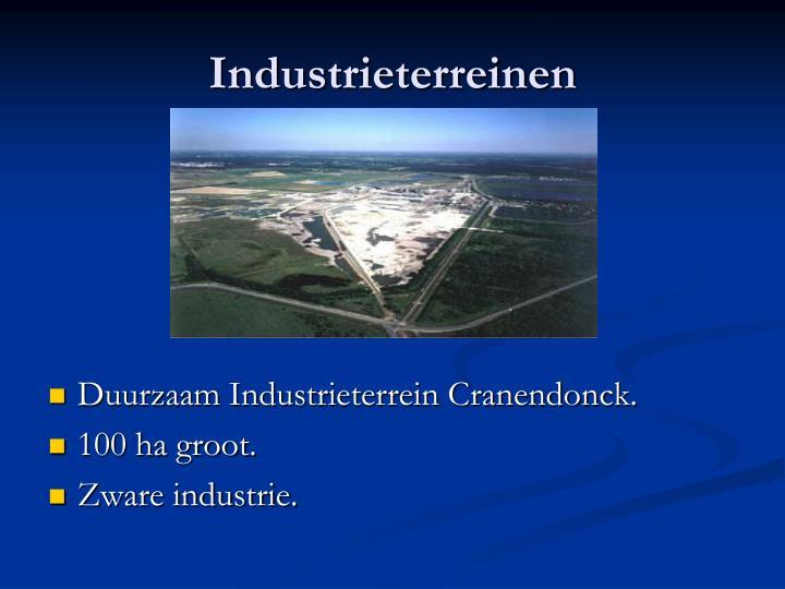 Industrieterreinen