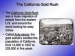 the california gold rush4