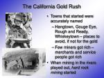 the california gold rush6
