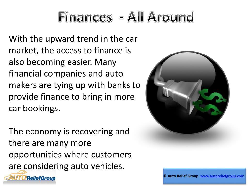 Finances  - All