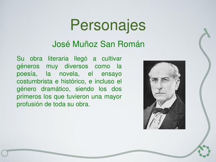 Personajes