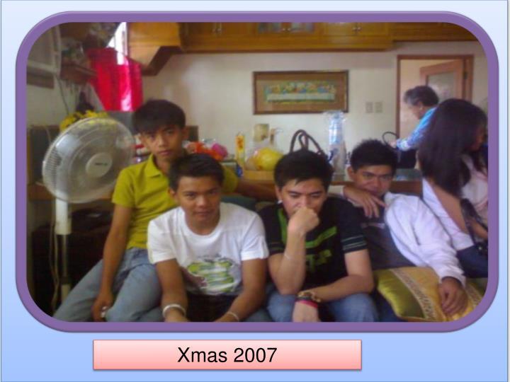 Xmas 2007