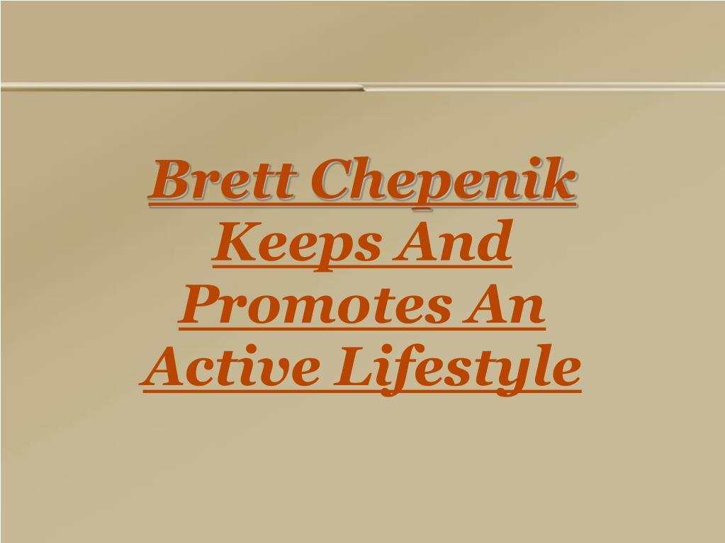 Brett Chepenik
