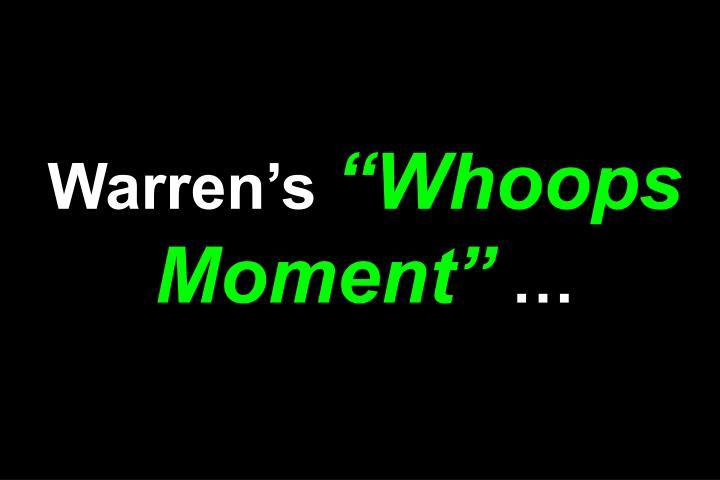 Warren's