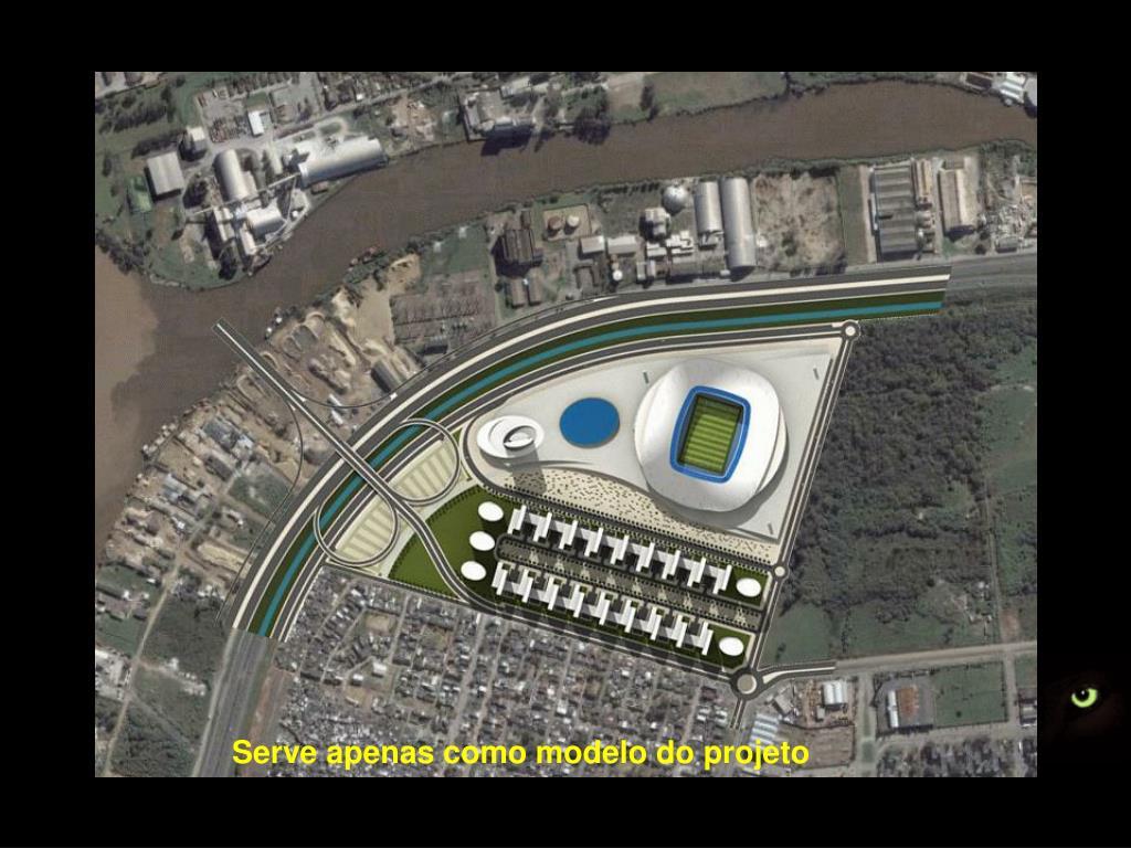 Esta a área do Grêmio