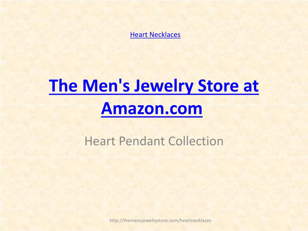the men s jewelry store at amazon com