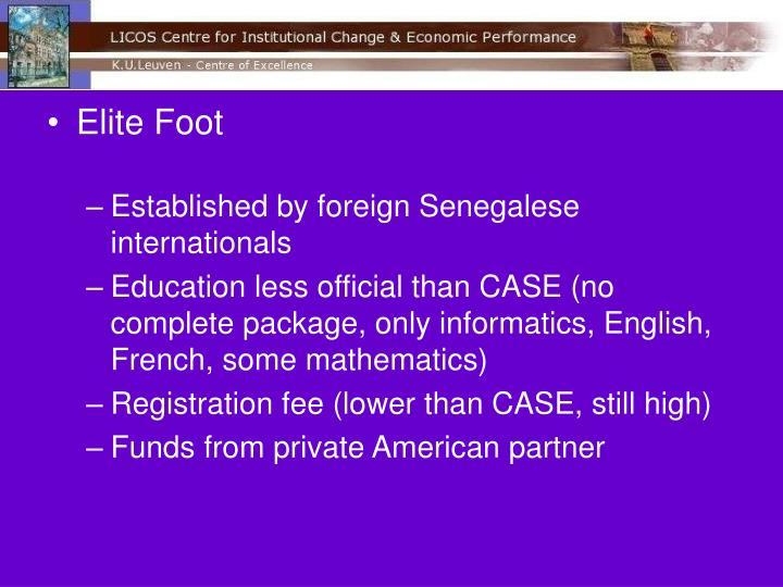 Elite Foot