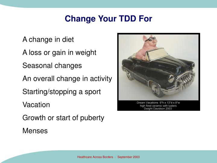 Change Your TDD For