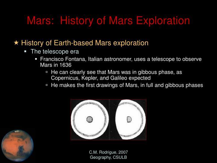 mars missions history - photo #27