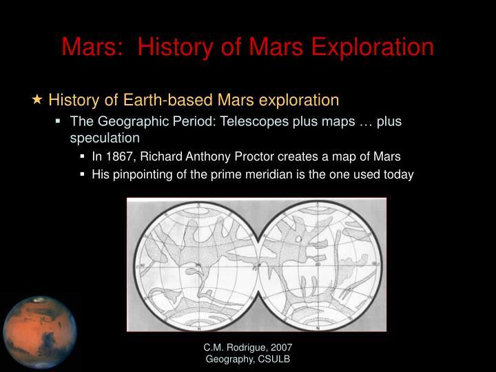 mars missions history - photo #11