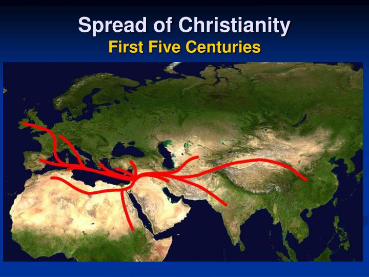Spread of Christianity