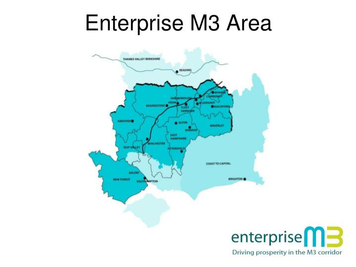 Enterprise M3 Area