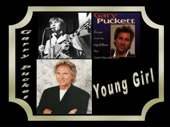 Garry Pucket