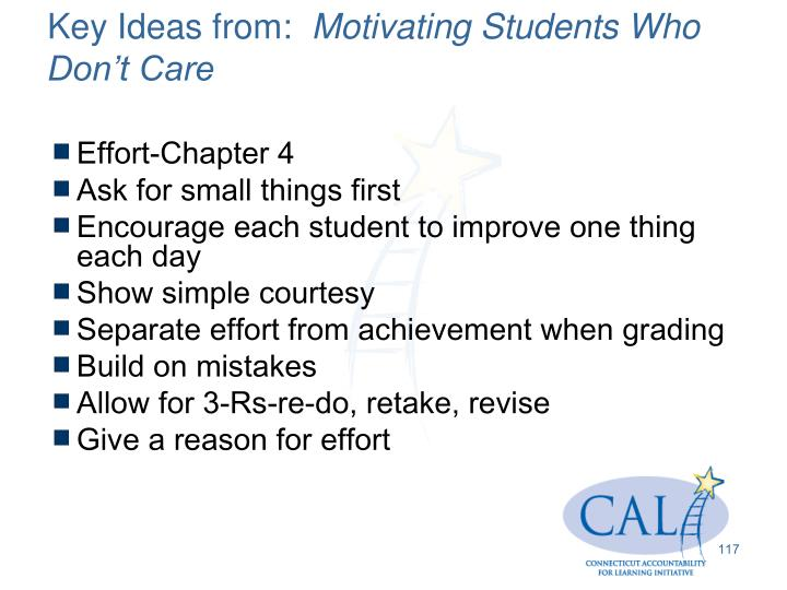 Key Ideas from: