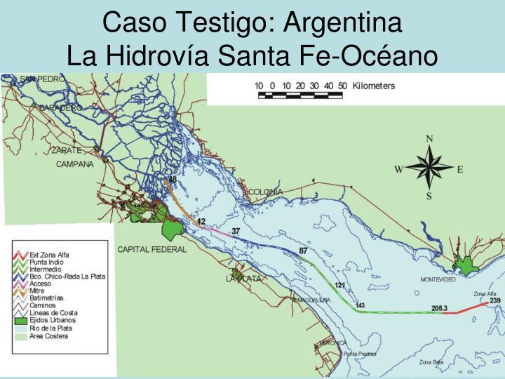 Caso Testigo: Argentina