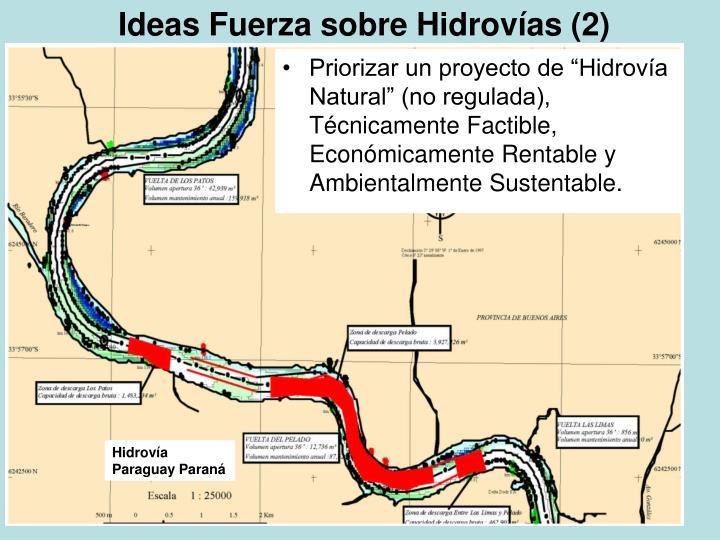 Ideas Fuerza sobre Hidrovías (2)