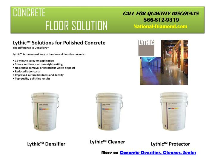 Concrete floor solution2