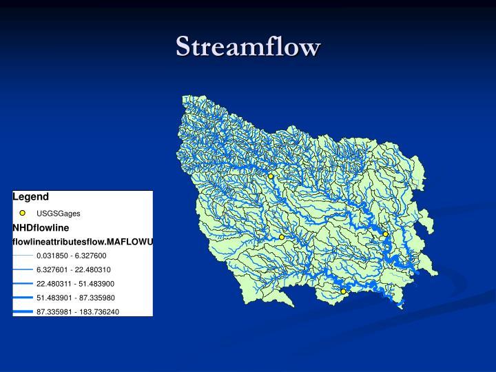 Streamflow