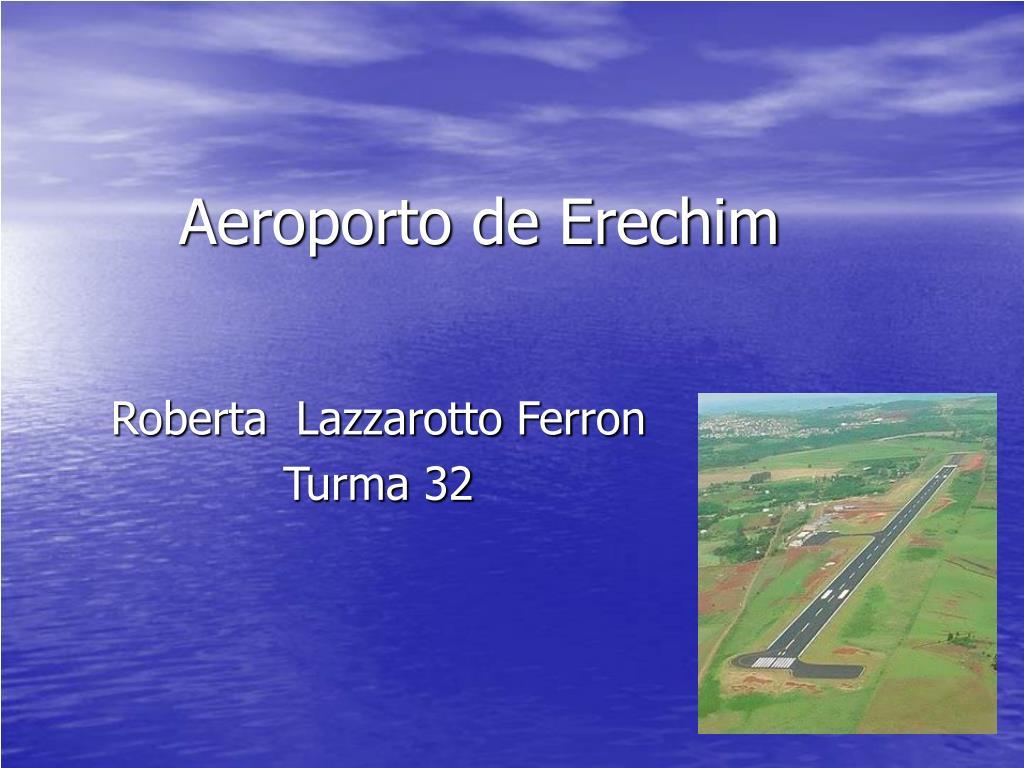 Aeroporto de Erechim