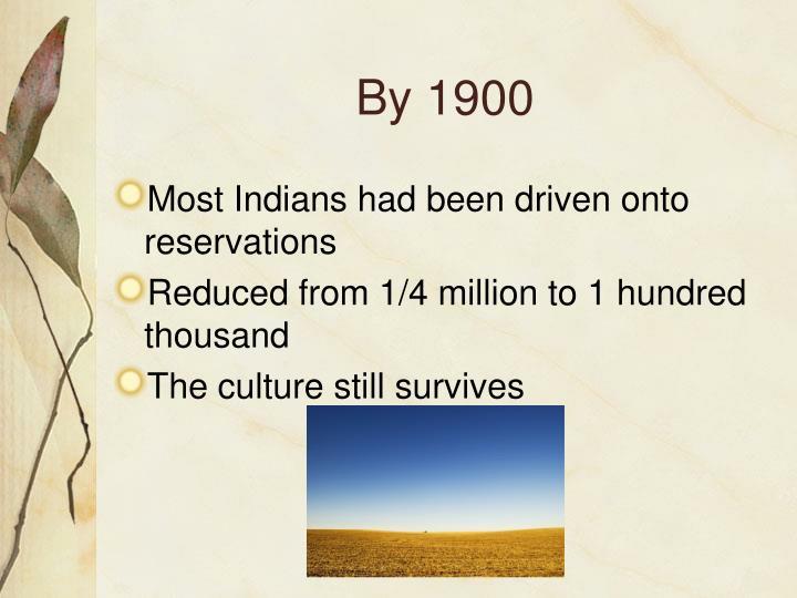 By 1900