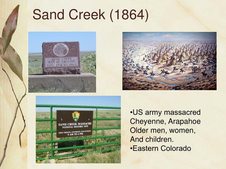 Sand Creek (1864)