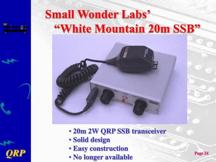 Small Wonder Labs'