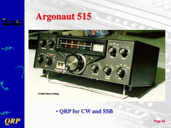 Argonaut 515