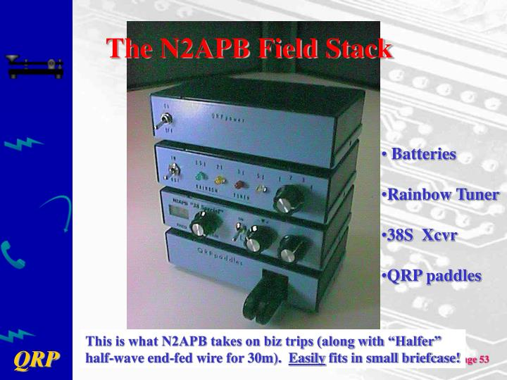 The N2APB Field Stack