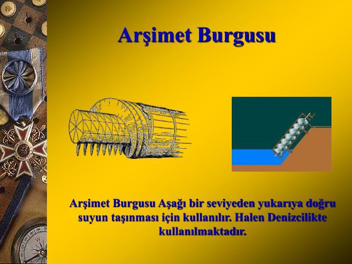 Arimet Burgusu