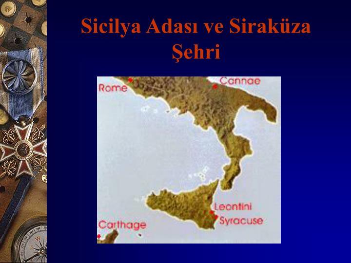 Sicilya Adas ve Sirakza ehri