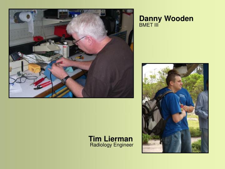 Danny Wooden
