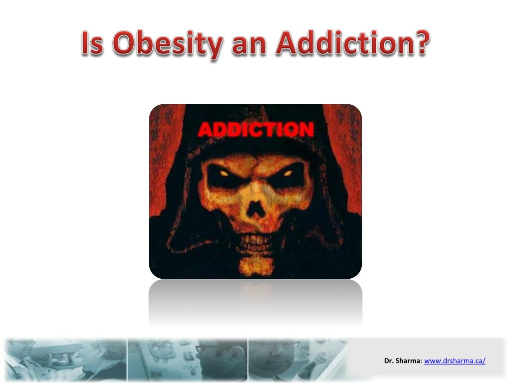 is obesity an addiction