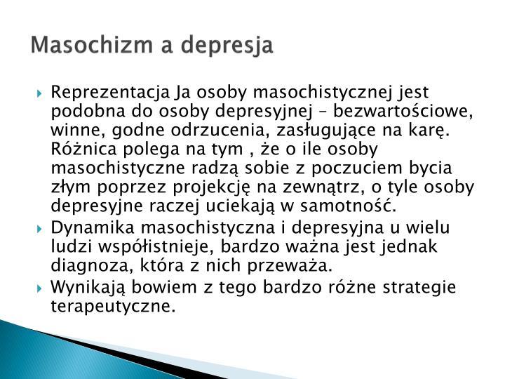 Masochizm a depresja