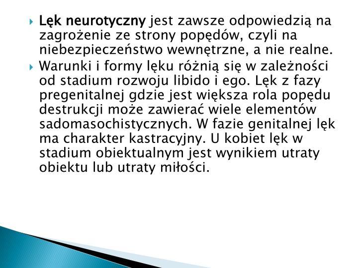 Lk neurotyczny