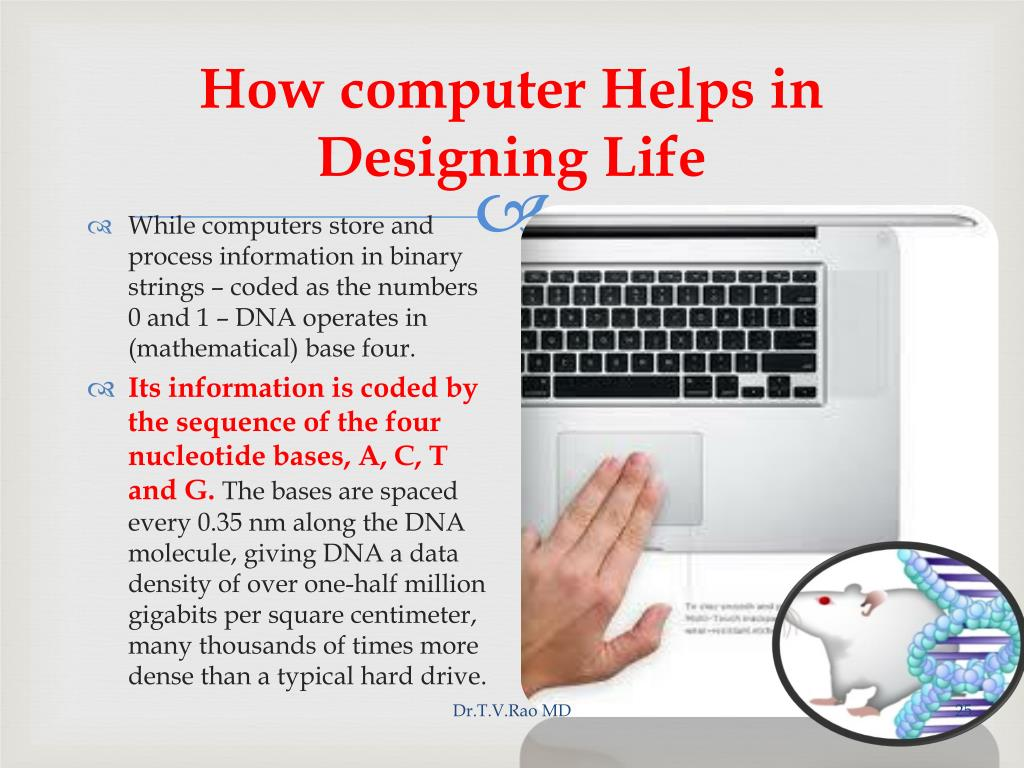 How computer Helps in Designing Life