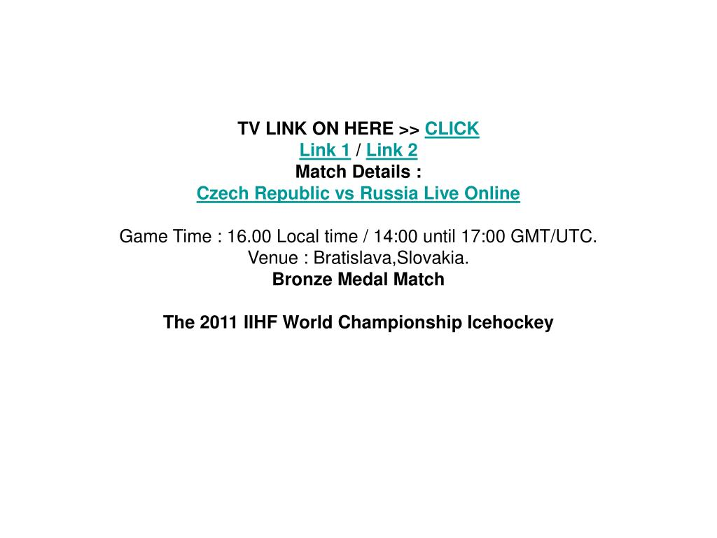 TV LINK ON HERE >>