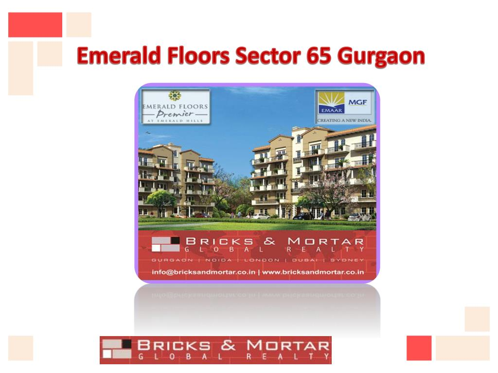 Emerald Floors Sector 65 Gurgaon