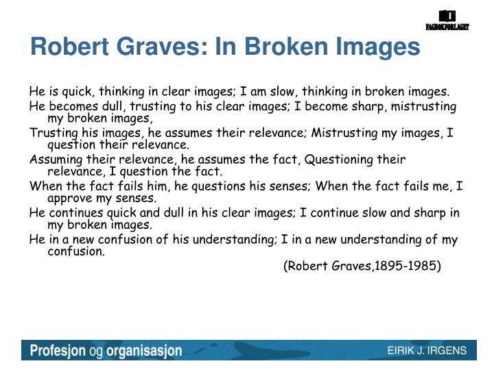Robert Graves: