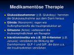 medikament se therapie1
