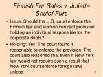 finnish fur sales v juliette shulof furs1
