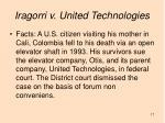 iragorri v united technologies