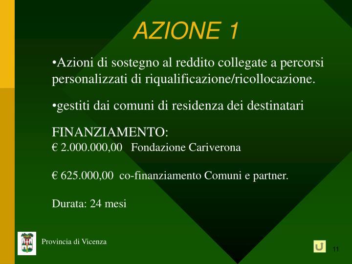 AZIONE 1