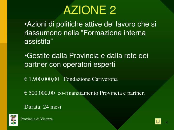 AZIONE 2