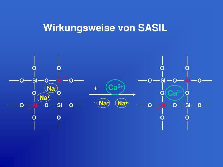 Wirkungsweise von SASIL