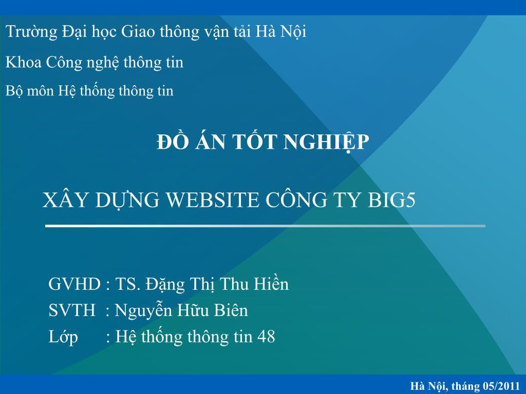 Trường Đại học Giao thông vận tải Hà Nội