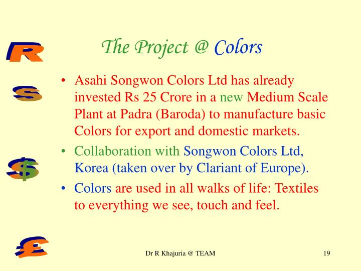 The Project @