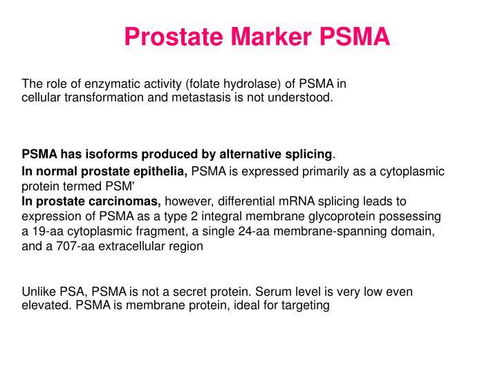 Prostate Marker PSMA